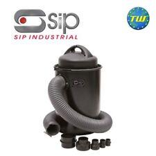 Sip 01929 50 Chip colector de polvo extractor de 1,5 m Manguera + Gratis 5pc Adaptador Set