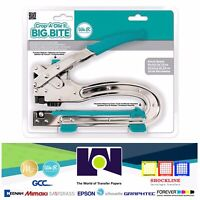 We R Memory Keepers Crop-A-Dile II Big Bite Punch Multipurpose Tool 70911-4