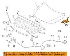 New OEM Hood Release Lever For 11-15 Sorento 811402P000
