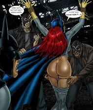 Batgirl Sexy Magnet # 57