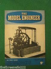 MODEL ENGINEER - TRIPOD HEAD - 17 Sept 1953 vol 109 # 2730