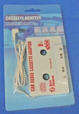 3.5 mm Cassette Adapter Converter for iPhone iPod Mp3 Android Audio Aux Car