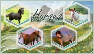 Stamps  Horses