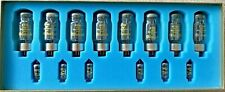 Complete McIntosh MC2000 Tube Set - Excellent - New Old Stock
