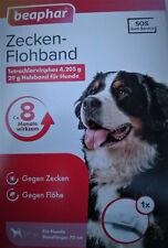 Beaphar Zecken-Flohband für Hunde - 70cm