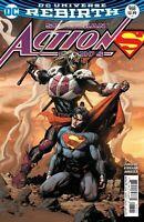 ACTION COMICS #968 DC Comics REBIRTH SUPERMAN COVER B 1ST PRINT