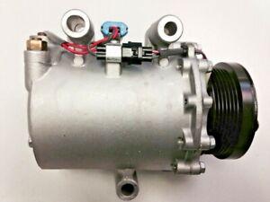 AC Compressor  2002 - 2005 Rendezvous / 2001 -2004 Silhouette V6 3.4Lw/o rear ac