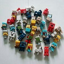36 PCs/lot 1.5 cm - 3 cm Minecraft Toys Characters action Figure Toy Cute