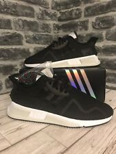 6fd405062c9e Adidas Originals EQT Cushion ADV Trainers UK Size 9.5 Black CQ2377