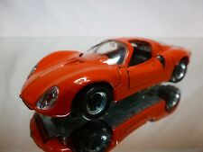 POLITOYS    1:43  - ALFA ROMEO 33 BERLINETTA  M 11  - GOOD CONDITION