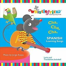 Cha, Cha, Cha -- Spanish Learning Songs Canciones Infantiles