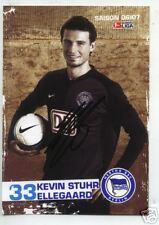 AK Kevin Stuhr Ellegaard - Hertha BSC Berlin  06/07