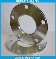2 X 7MM HUBCENTRIC ALLOY WHEEL SPACERS SHIMS VW TOUAREG ALL MODELS EXCLUDING 2.5