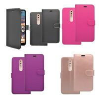 For Nokia 4.2 Case Wallet Flip PU Leather Stand Card Slot Mobile Phone Cover