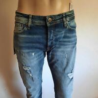 Jack & Jones Jeans Glenn Slim Fit Style 12124564 super stretch 50% Herren Brand