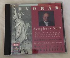 DVORAK Symphony #9 WOLFGANG SAWALLISCH Philadelphia Orchestra BMG CD