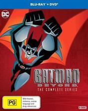 Batman Beyond The Complete Series - Blu-ray DVD 6 Discs &