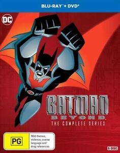 Batman Beyond | Blu-ray + DVD - Complete Collection Blu-ray