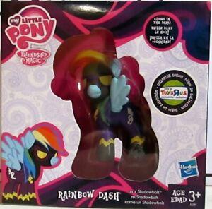My Little Pony G4 Rainbow Dash As Shadow bolt Toys R Us Exclusive FIM NIB