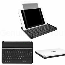 Genuine Kensington QWERTY Bluetooth Hard Keyboard Case Cover Stand For iPad Air