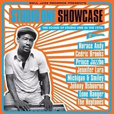 Various Artists Soul Jazz Records Presents Studio One Showcase The Sound
