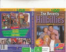 The Beverly Hillbillies-Vol 2-1962/71-TV Series USA-[9 Episodes-3 Disc]-3 DVD