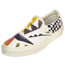 Vans vans x moma - ua classic slip-on sneakers - vasily kandinsky - scarpe uomo