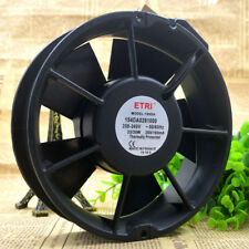 1 pcs ETRI 154DA / 028100 17250 208-240V 30 / 33W 17CM cooling fan