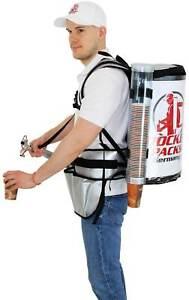 Beer Backpack 15 Litre For Beer Cola Water Ice Tea Coffee Drinks Beverages