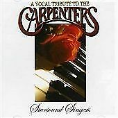 Vocal Tribute to the Carpenters, Starsound Orchestra,Starsound Si, Very Good CD