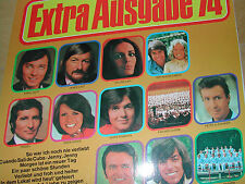 Schallplatte Vinyl ### Schlager ### Extra Ausgabe 1974