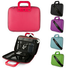 """Notebook Messenger Soft Sleeve Case Carry Bag For 10"""" Asus Transformer Book Flip"""