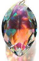 8745-38AB Strass SWAROVSKI Cats Eye Marquis Austrian Crystal Prism 1-3/8 inch
