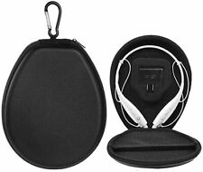 BOVKE Carrying Case for LG Electronics Tone + HBS-900 HBS-760 HBS-800 Stereo Wir