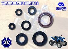 HIGH QUALITY OIL SEAL KIT YAMAHA BLASTER 200 All Years QUAD ATV *NEW*