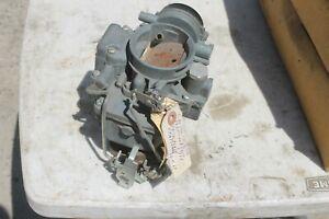 1956 Nash Statesman Rebuilt WCD Carter 2350S Carburetor * BR