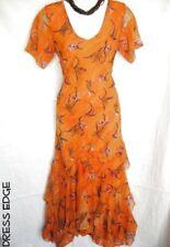 Plus Size V Neck Short Sleeve Formal Dresses for Women