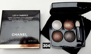 Palettes de fards à paupières Chanel 304 - neuve