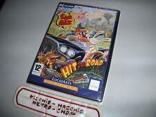 Sam Max Hit The Road PC Windows Edizione Italiana Avventura LucasArts Sigillato!