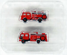 "Tomytec Truck Collection ""Fire Pump Truck w/ Water Tank"" 1/150 N scale 284284"