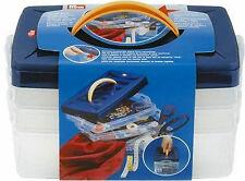 Prym Click Fastening Hobby Craft Sewing Tool Organiser Storage Supplement Box