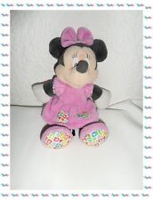 G - Doudou Peluche Minnie avec Grelot Disney Baby