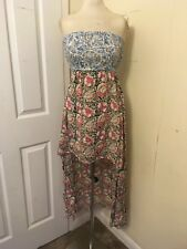 size 10  strapless dress from Dorothy Perkins brand new