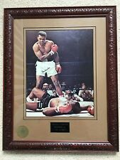 Muhammad Ali, muhamad Ali, Mohamed Ali, Mohammed Ali foto firmato