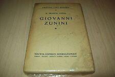 D.FRANCO COSTA-GIOVANNI ZUNINI-CRISTIANI LAICI MODERNI SEI 1938-MOLTO BUONO!!