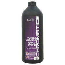 Redken Chromatics 20 Volume Oil in Cream Developer, 32 Ounce