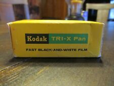 Kodak TRI-X Pan Film Fast Black + White TX 120 Photos Vintage 1972 Camera NOS L7