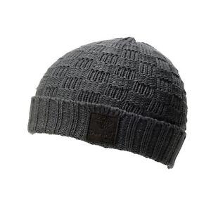 DIAMOND SUPPLY CO Skateboard Beanie Checker Grey/Black (One Size Fits All)