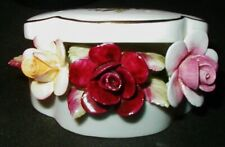 Royal Albert Old Country Rose Box filled with Roses No Chips