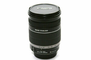 Canon EF-S 18mm-200mm IS Lens **5617**